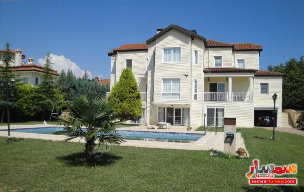 Photo 3 - Villa 5 bedrooms 4 baths 250 sqm extra super lux For Rent Buyukgekmege Istanbul