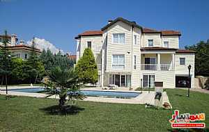 Villa 5 bedrooms 4 baths 250 sqm extra super lux For Rent Buyukgekmege Istanbul - 3