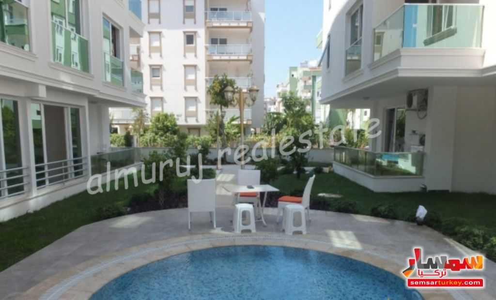 Photo 1 - 1 bedroom 1 bath 65 sqm super lux For Sale Konyaalti Antalya
