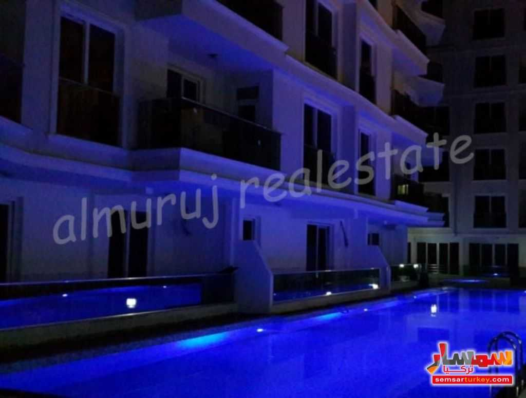Photo 2 - 1 bedroom 1 bath 65 sqm super lux For Sale Konyaalti Antalya