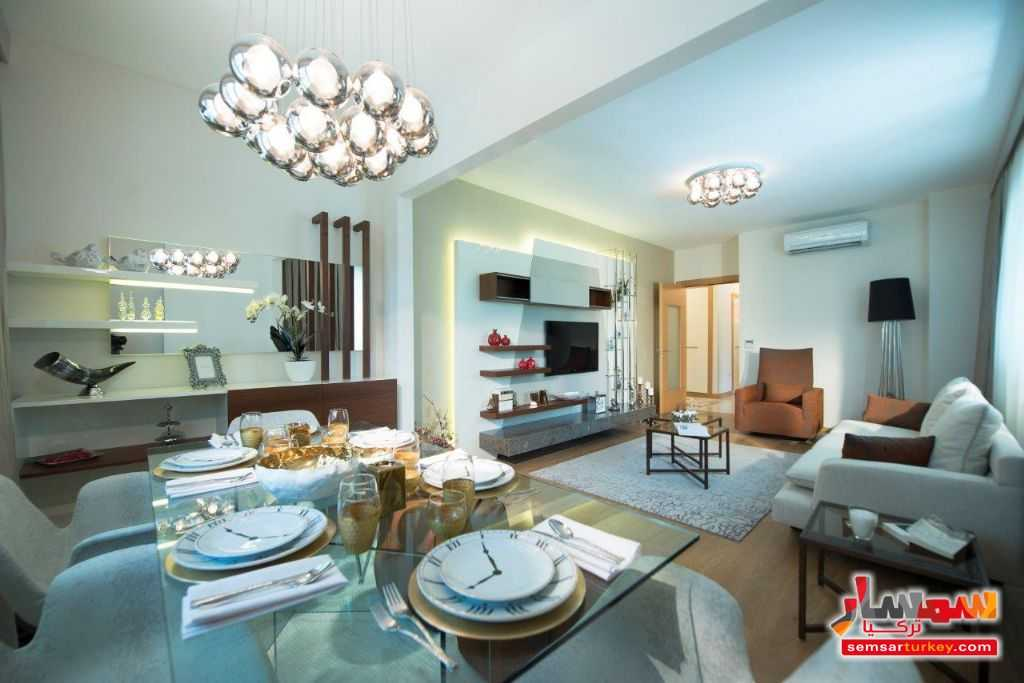 Photo 1 - Apartment 2 bedrooms 2 baths 102 sqm extra super lux For Sale Bashakshehir Istanbul