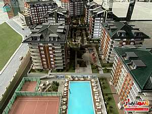 Apartment 2 bedrooms 2 baths 130 sqm super lux For Sale Buyukgekmege Istanbul - 4
