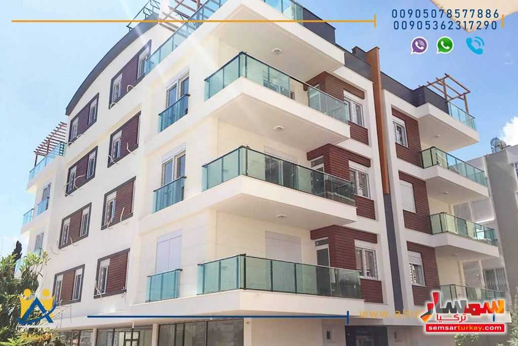 Photo 2 - Apartment 2 bedrooms 2 baths 95 sqm lux For Sale Kepez Antalya