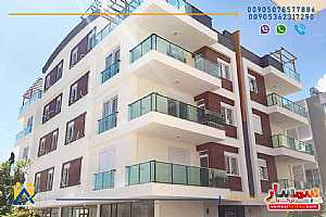 Apartment 2 bedrooms 2 baths 95 sqm lux For Sale Kepez Antalya - 2