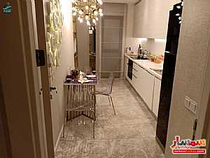 Apartment 1 bedroom 1 bath 47 sqm super lux For Sale Kagithane Istanbul - 16
