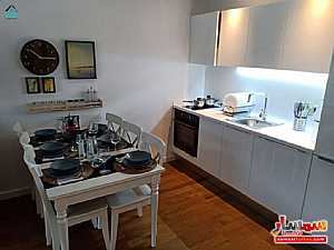 Apartment 1 bedroom 1 bath 47 sqm super lux For Sale Kagithane Istanbul - 17