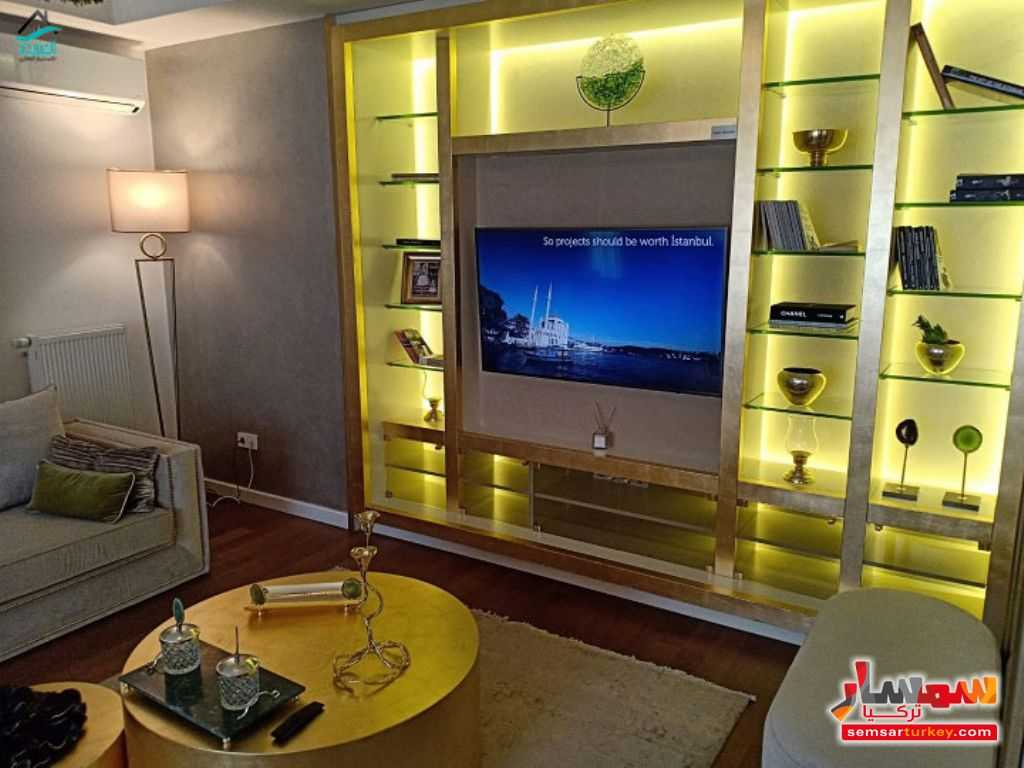 Photo 8 - Apartment 1 bedroom 1 bath 47 sqm super lux For Sale Kagithane Istanbul