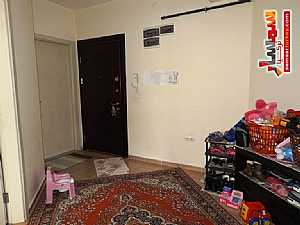 110 SQM 3 BEDROOMS 2 BATHES 1 SALLON ELAVATOR FOR SALE IN KUZEY ANKARA KEÇIOREN للبيع كاجيورن أنقرة - 32