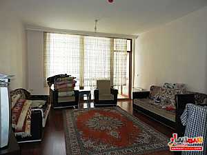 110 SQM 3 BEDROOMS 2 BATHES 1 SALLON ELAVATOR FOR SALE IN KUZEY ANKARA KEÇIOREN للبيع كاجيورن أنقرة - 11