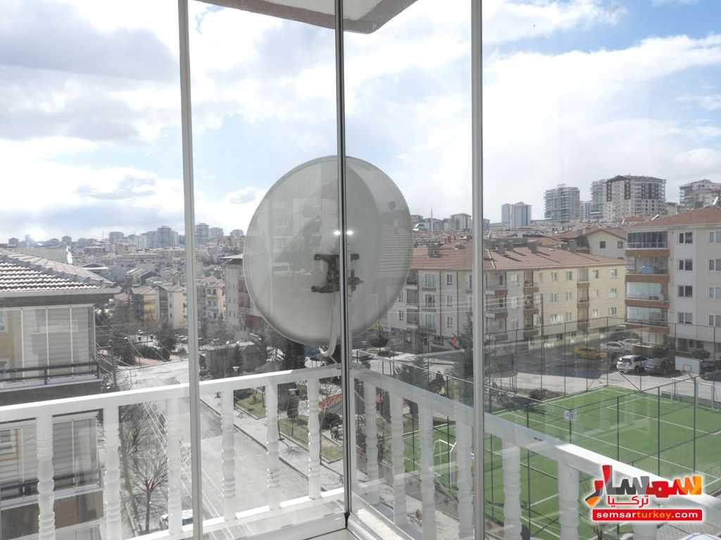 صورة 11 - 125 SQM 3 BEDROOMS 1 SALLOON APARTMENT FOR SALE IN ANKARA PURSAKLAR للبيع بورصاكلار أنقرة