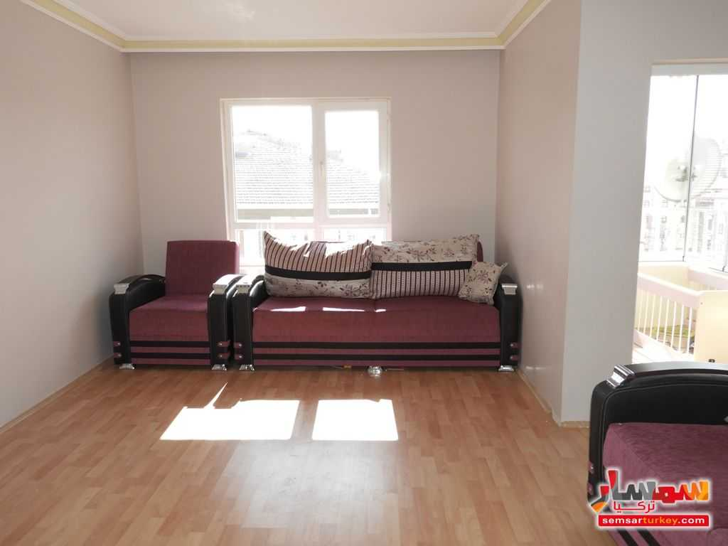 صورة 7 - 125 SQM 3 BEDROOMS 1 SALLOON APARTMENT FOR SALE IN ANKARA PURSAKLAR للبيع بورصاكلار أنقرة