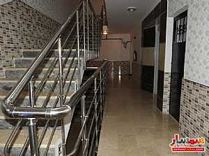 130 SQM 3 BEDROOMS 1 SALLOON 2 BATHROOMS NEW AND FULL للبيع بورصاكلار أنقرة - 33