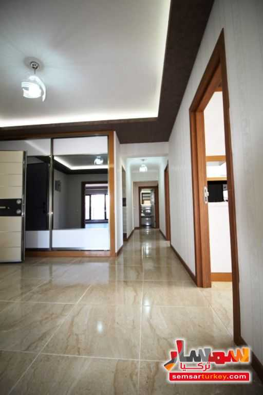 صورة 20 - 145 SQM 3 BEDROOMS 1 SALLON A BIG BALCONY NEW AND READY TO MOVE للبيع بورصاكلار أنقرة