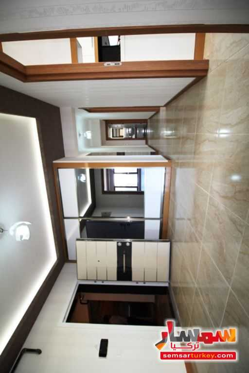 صورة 21 - 145 SQM 3 BEDROOMS 1 SALLON A BIG BALCONY NEW AND READY TO MOVE للبيع بورصاكلار أنقرة