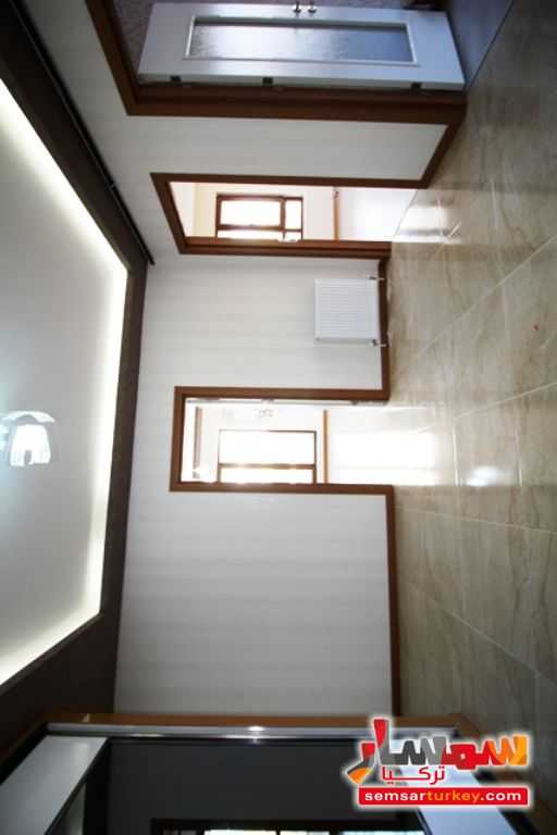صورة 22 - 145 SQM 3 BEDROOMS 1 SALLON A BIG BALCONY NEW AND READY TO MOVE للبيع بورصاكلار أنقرة