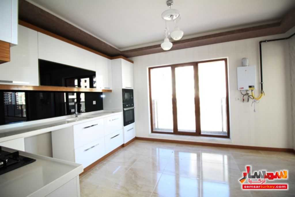 صورة 3 - 145 SQM 3 BEDROOMS 1 SALLON A BIG BALCONY NEW AND READY TO MOVE للبيع بورصاكلار أنقرة