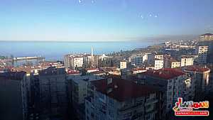 150 SQM 3 BEDROOMS 1 SALLON WITH SEA VIEW FOR SALE IN AKÇABAT TRABZON