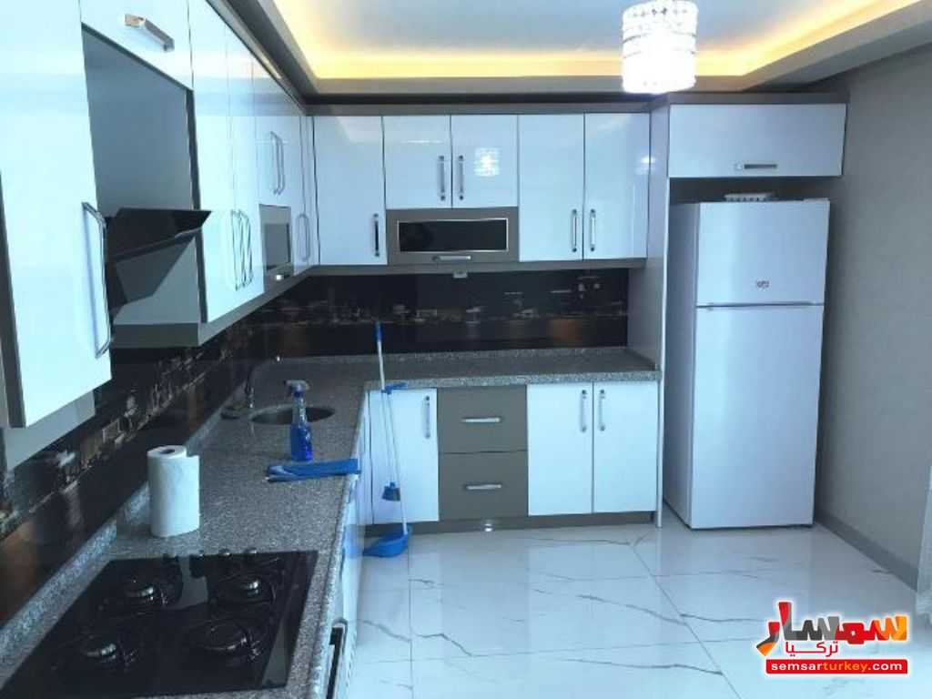 صورة الاعلان: 160 SQM 4 BEDROOMS 1 LIVINGROOM FURNISHED APARTMENT FOR RENT IN ANKARA PURSAKLAR في تركيا