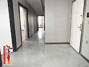 169 SQM FOR SALE 3 BEDROOMS 1 SALLON TERAS BALCONY- SECURUTY-CLOSED OTOPARK For Sale Pursaklar Ankara - 15