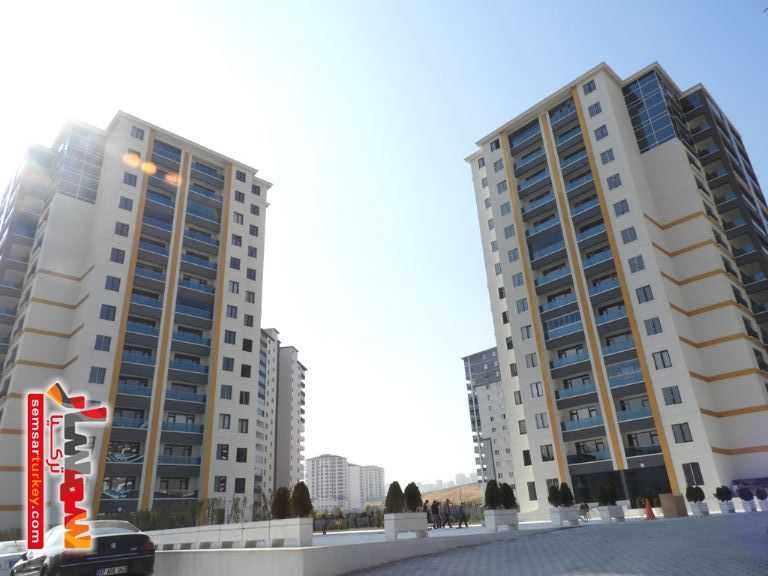 صورة الاعلان: 169 SQM FOR SALE 3 BEDROOMS 1 SALLON TERAS BALCONY- SECURUTY-CLOSED OTOPARK في أنقرة