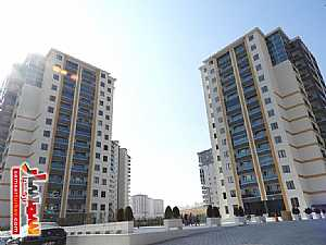 169 SQM FOR SALE 3 BEDROOMS 1 SALLON TERAS BALCONY- SECURUTY-CLOSED OTOPARK For Sale Pursaklar Ankara - 1