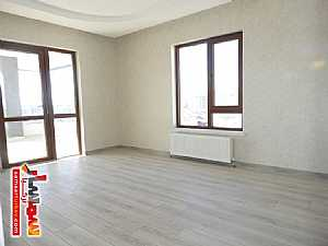 170SQM FOR SALE 3 BEDROOMS 1 SALLON TERAS BALCONY FOR SALE IN ANKARA/PURSAKLAR للبيع بورصاكلار أنقرة - 15