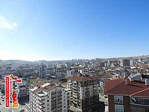170SQM FOR SALE 3 BEDROOMS 1 SALLON TERAS BALCONY FOR SALE IN ANKARA/PURSAKLAR للبيع بورصاكلار أنقرة - 18