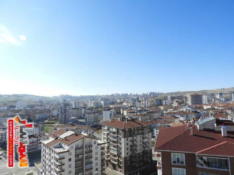 صورة 19 - 170SQM FOR SALE 3 BEDROOMS 1 SALLON TERAS BALCONY FOR SALE IN ANKARA/PURSAKLAR للبيع بورصاكلار أنقرة