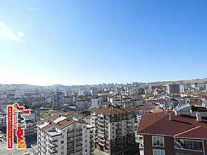 170SQM FOR SALE 3 BEDROOMS 1 SALLON TERAS BALCONY FOR SALE IN ANKARA/PURSAKLAR للبيع بورصاكلار أنقرة - 19