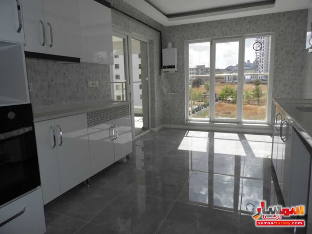 Photo 4 - 180 SQM 4 ROOMS 1 SALLON NEAR AIRPORT A BIG BALCONY For Sale Pursaklar Ankara