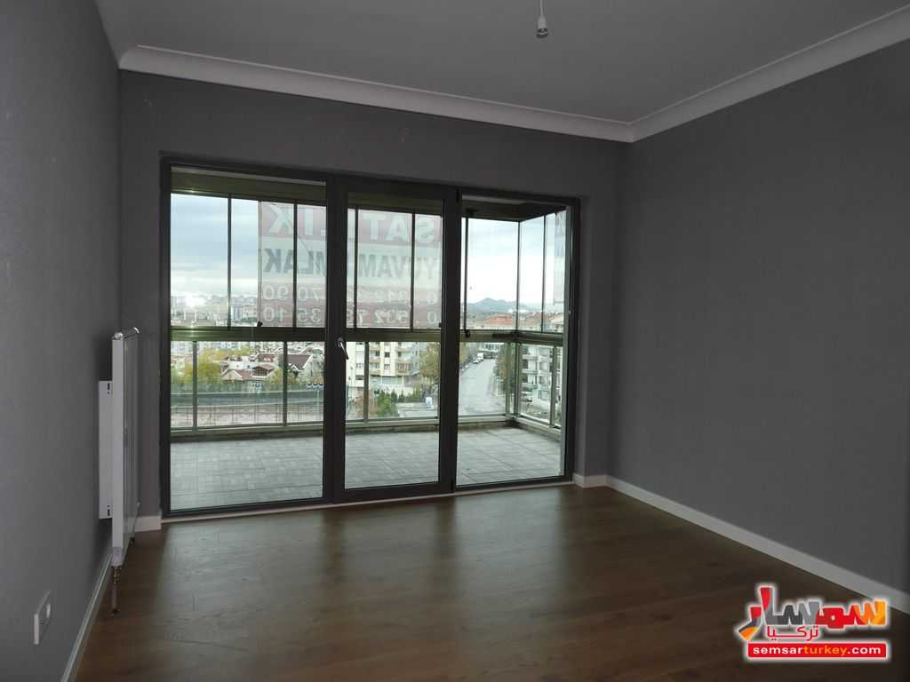 صورة 16 - 180 SQM 4+1 TERRAS BALCONY AND WINTER GARDEN FOR THE FLAT FOR SALE WITH HIGH CLASS FINISHING للبيع بورصاكلار أنقرة