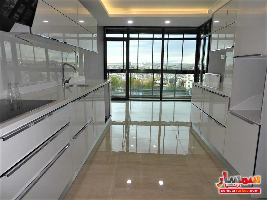 صورة 1 - 180 SQM 4+1 TERRAS BALCONY AND WINTER GARDEN FOR THE FLAT FOR SALE WITH HIGH CLASS FINISHING للبيع بورصاكلار أنقرة