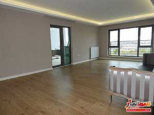 180 SQM 4+1 TERRAS BALCONY AND WINTER GARDEN FOR THE FLAT FOR SALE WITH HIGH CLASS FINISHING للبيع بورصاكلار أنقرة - 7