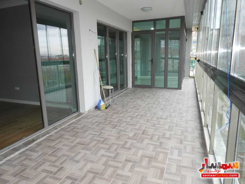 صورة 19 - 180 SQM 4+1 TERRAS BALCONY AND WINTER GARDEN FOR THE FLAT FOR SALE WITH HIGH CLASS FINISHING للبيع بورصاكلار أنقرة