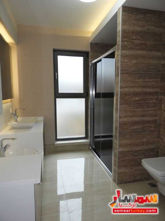 صورة 26 - 180 SQM 4+1 TERRAS BALCONY AND WINTER GARDEN FOR THE FLAT FOR SALE WITH HIGH CLASS FINISHING للبيع بورصاكلار أنقرة