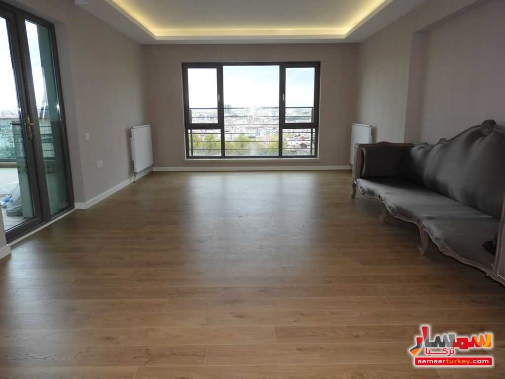 صورة 8 - 180 SQM 4+1 TERRAS BALCONY AND WINTER GARDEN FOR THE FLAT FOR SALE WITH HIGH CLASS FINISHING للبيع بورصاكلار أنقرة