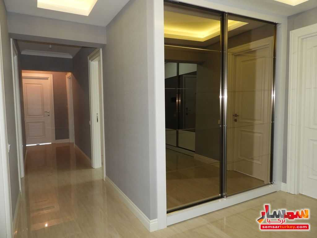 صورة 29 - 180 SQM 4+1 TERRAS BALCONY AND WINTER GARDEN FOR THE FLAT FOR SALE WITH HIGH CLASS FINISHING للبيع بورصاكلار أنقرة