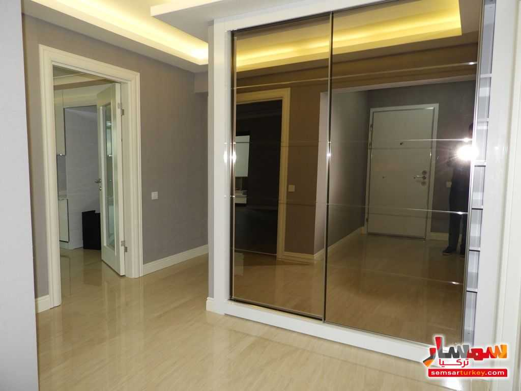 صورة 32 - 180 SQM 4+1 TERRAS BALCONY AND WINTER GARDEN FOR THE FLAT FOR SALE WITH HIGH CLASS FINISHING للبيع بورصاكلار أنقرة
