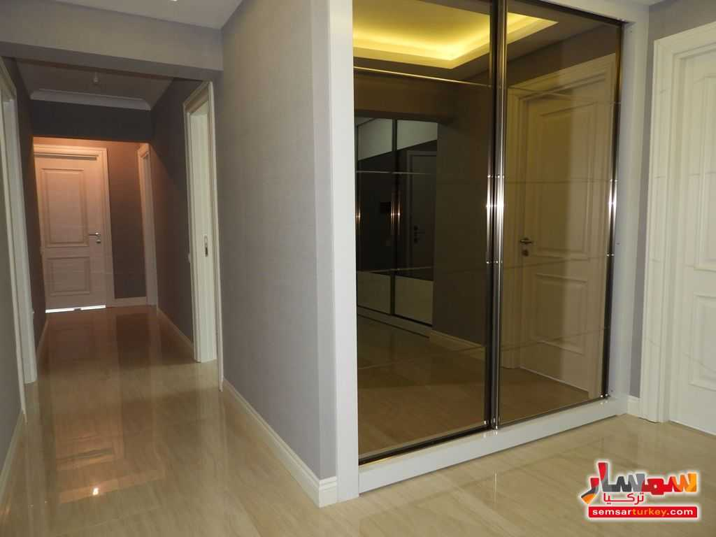 صورة 33 - 180 SQM 4+1 TERRAS BALCONY AND WINTER GARDEN FOR THE FLAT FOR SALE WITH HIGH CLASS FINISHING للبيع بورصاكلار أنقرة