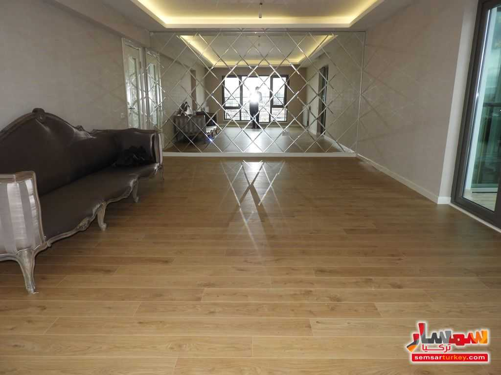 صورة 9 - 180 SQM 4+1 TERRAS BALCONY AND WINTER GARDEN FOR THE FLAT FOR SALE WITH HIGH CLASS FINISHING للبيع بورصاكلار أنقرة