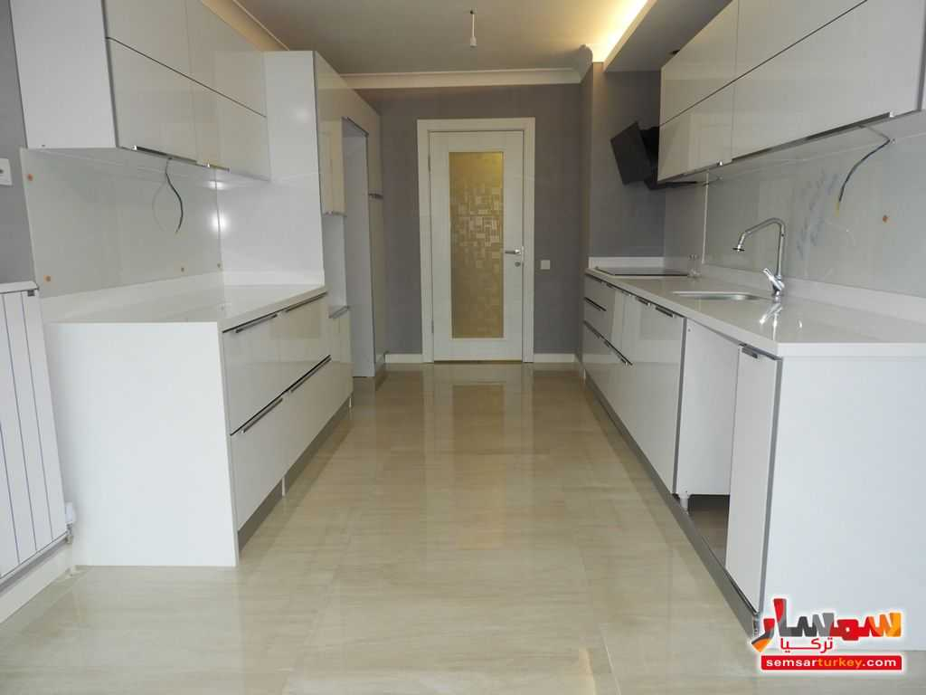صورة 4 - 180 SQM 4+1 TERRAS BALCONY AND WINTER GARDEN FOR THE FLAT FOR SALE WITH HIGH CLASS FINISHING للبيع بورصاكلار أنقرة