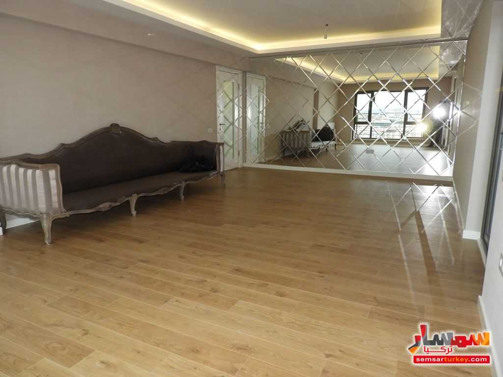 صورة 10 - 180 SQM 4+1 TERRAS BALCONY AND WINTER GARDEN FOR THE FLAT FOR SALE WITH HIGH CLASS FINISHING للبيع بورصاكلار أنقرة