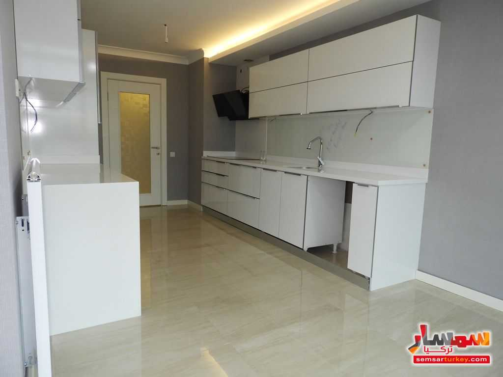 صورة 5 - 180 SQM 4+1 TERRAS BALCONY AND WINTER GARDEN FOR THE FLAT FOR SALE WITH HIGH CLASS FINISHING للبيع بورصاكلار أنقرة