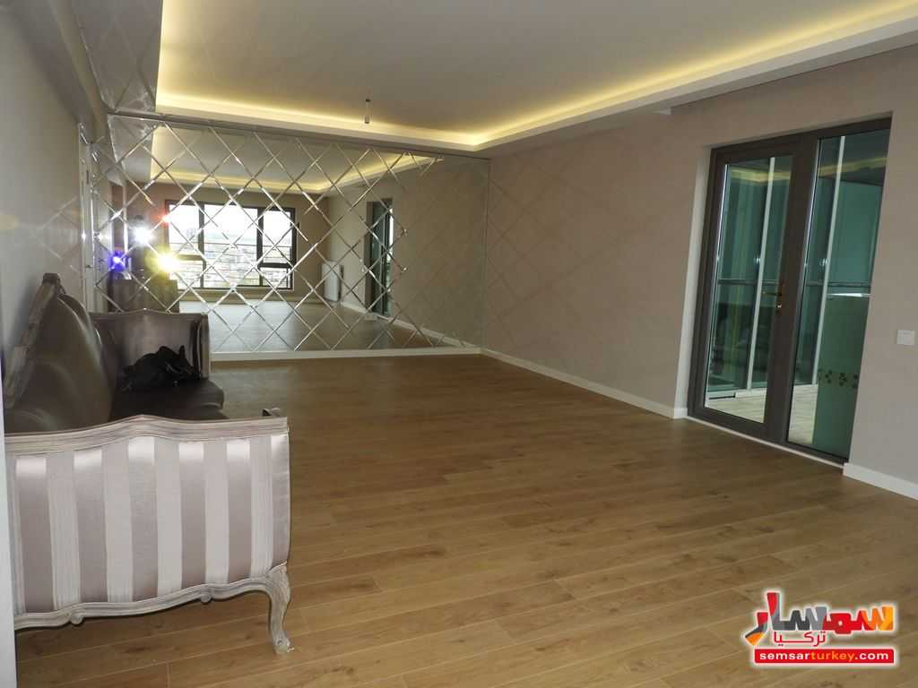 صورة 11 - 180 SQM 4+1 TERRAS BALCONY AND WINTER GARDEN FOR THE FLAT FOR SALE WITH HIGH CLASS FINISHING للبيع بورصاكلار أنقرة