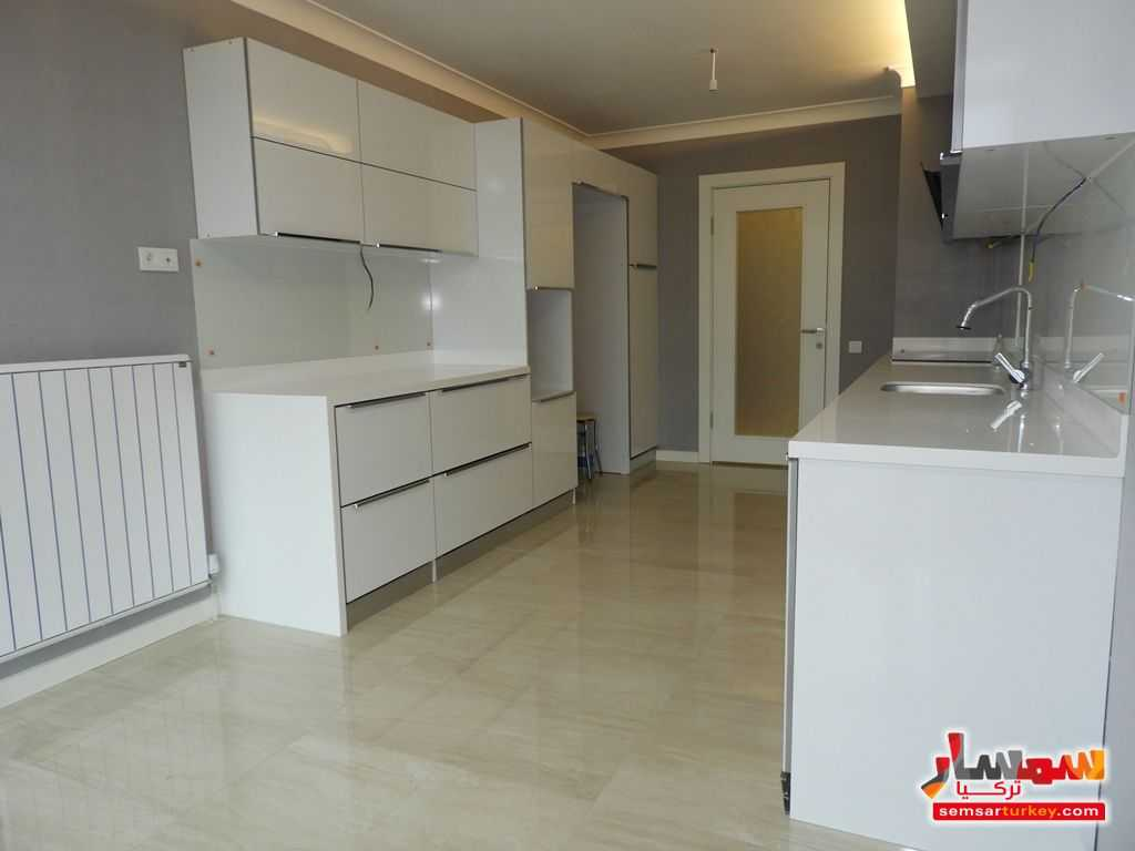 صورة 6 - 180 SQM 4+1 TERRAS BALCONY AND WINTER GARDEN FOR THE FLAT FOR SALE WITH HIGH CLASS FINISHING للبيع بورصاكلار أنقرة