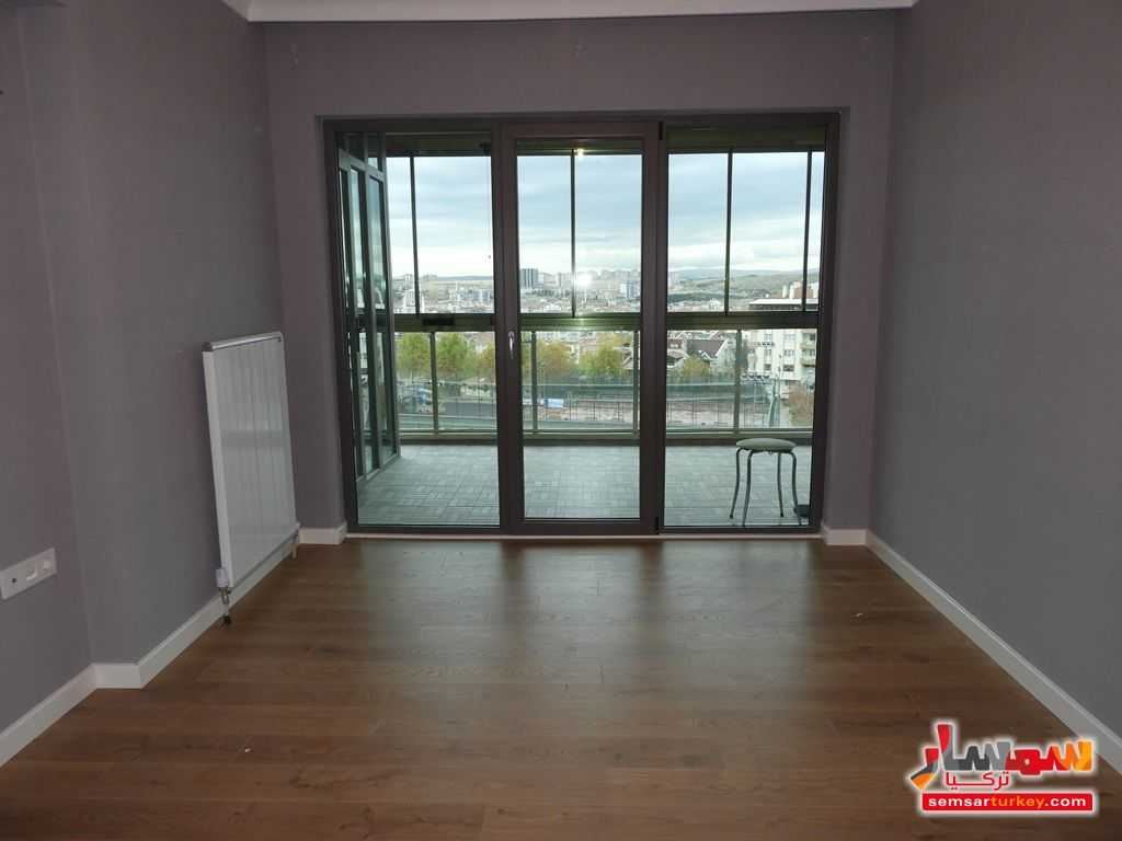 صورة 14 - 180 SQM 4+1 TERRAS BALCONY AND WINTER GARDEN FOR THE FLAT FOR SALE WITH HIGH CLASS FINISHING للبيع بورصاكلار أنقرة
