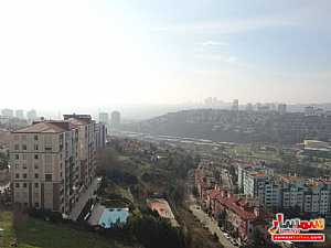 2 Bedrooms with Lake view in Residential Complex For Rent Bashakshehir Istanbul - 9