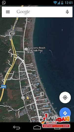 2BD dublex in Kemer 200 mt to the Mediterranean sea للبيع كمر أنطاليا - 9