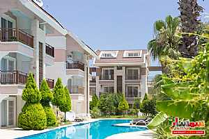 2BD dublex in Kemer 200 mt to the Mediterranean sea للبيع كمر أنطاليا - 13
