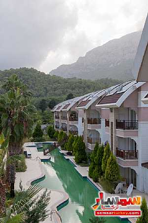2BD dublex in Kemer 200 mt to the Mediterranean sea للبيع كمر أنطاليا - 17